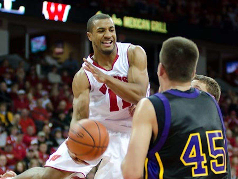 Photos: UW Men's Basketball versus UW-Stevens Points