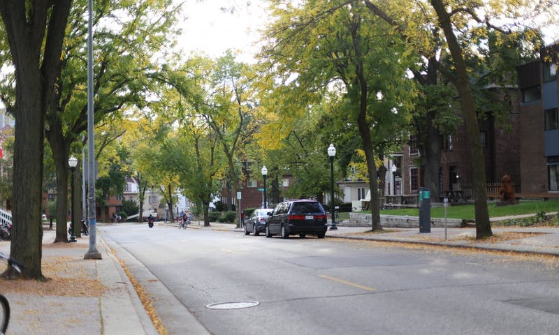The Langdon Street Resource Officer will be replaced with one officer responsible for patrolling popular campus blocks like Langdon, Gilman, State and more.