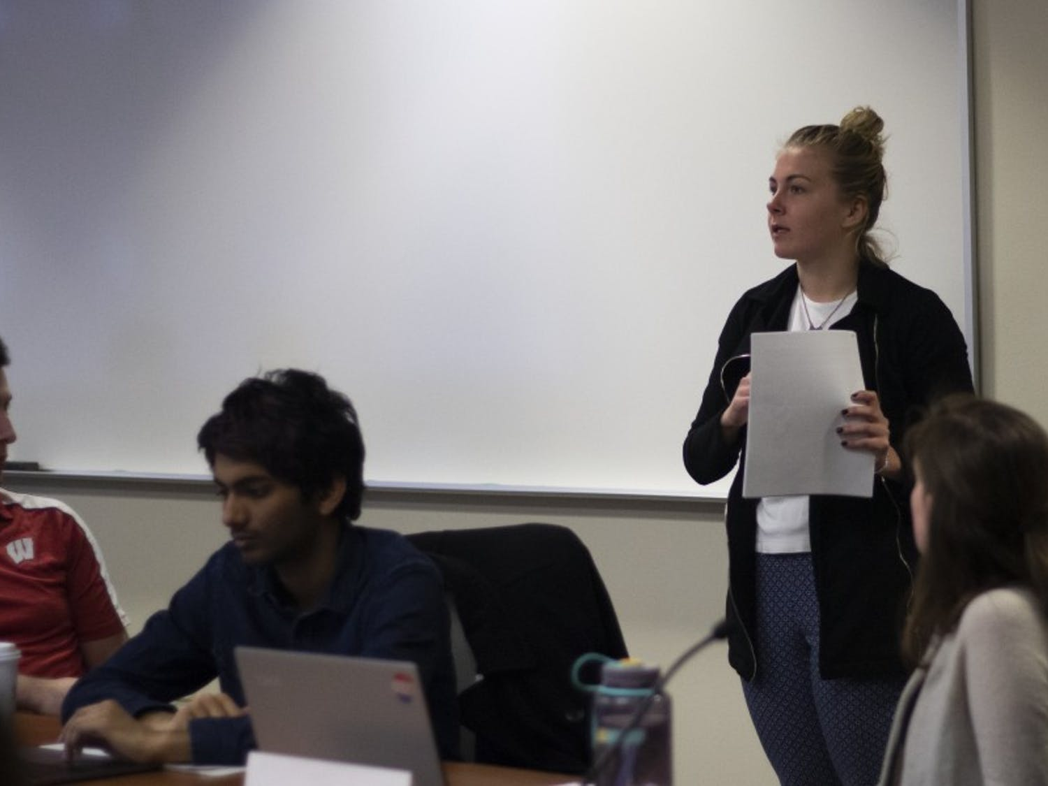 The Associated Students of Madison announced their support of UW-River Falls student body president Rosemary Pechous after she composed legislation granting students the ability to take time off from campus without needing to drop out of college.