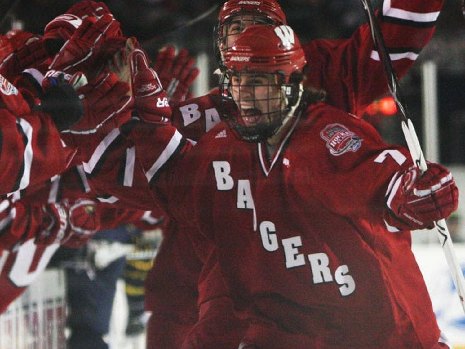 Power play sparks UW in Camp Randall victory