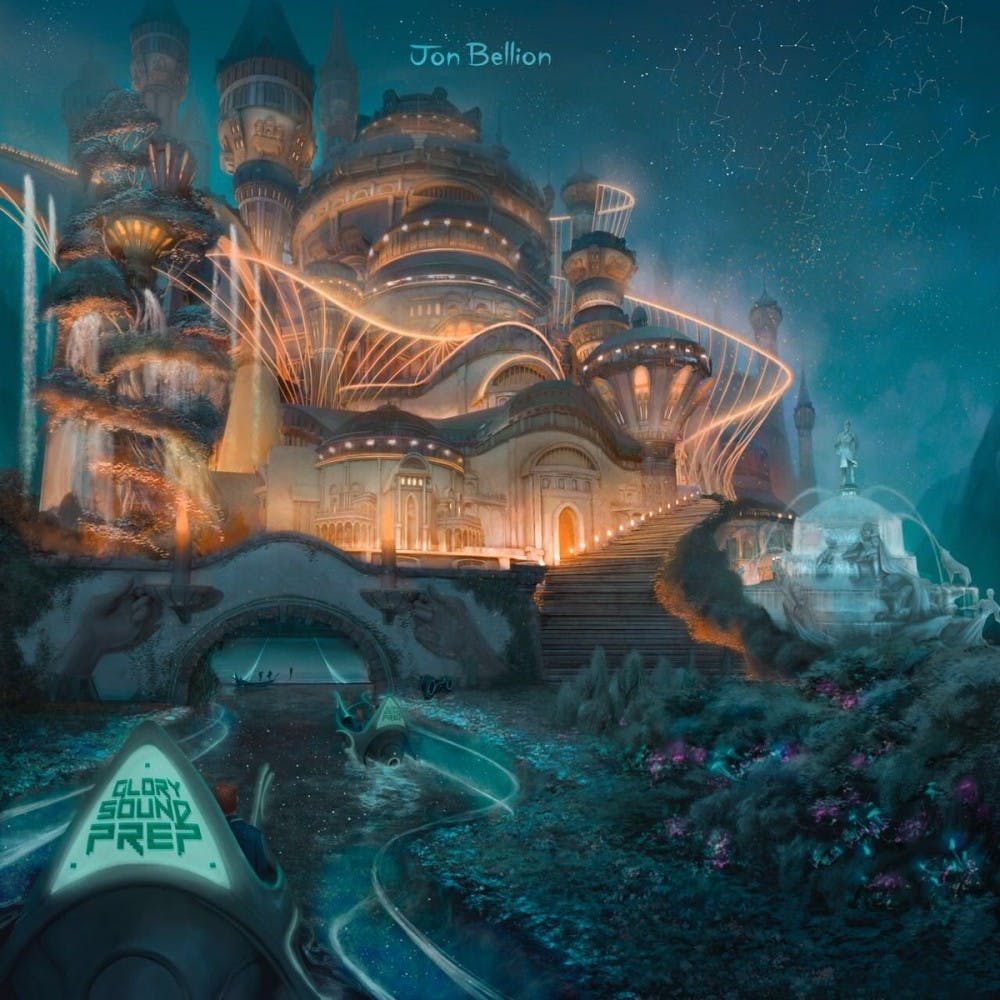 Bellion's newest albumintertwines hip-hop, EDM, alternative and rock to create a sound that is creative while still being catchy and accessible to all music audiences.