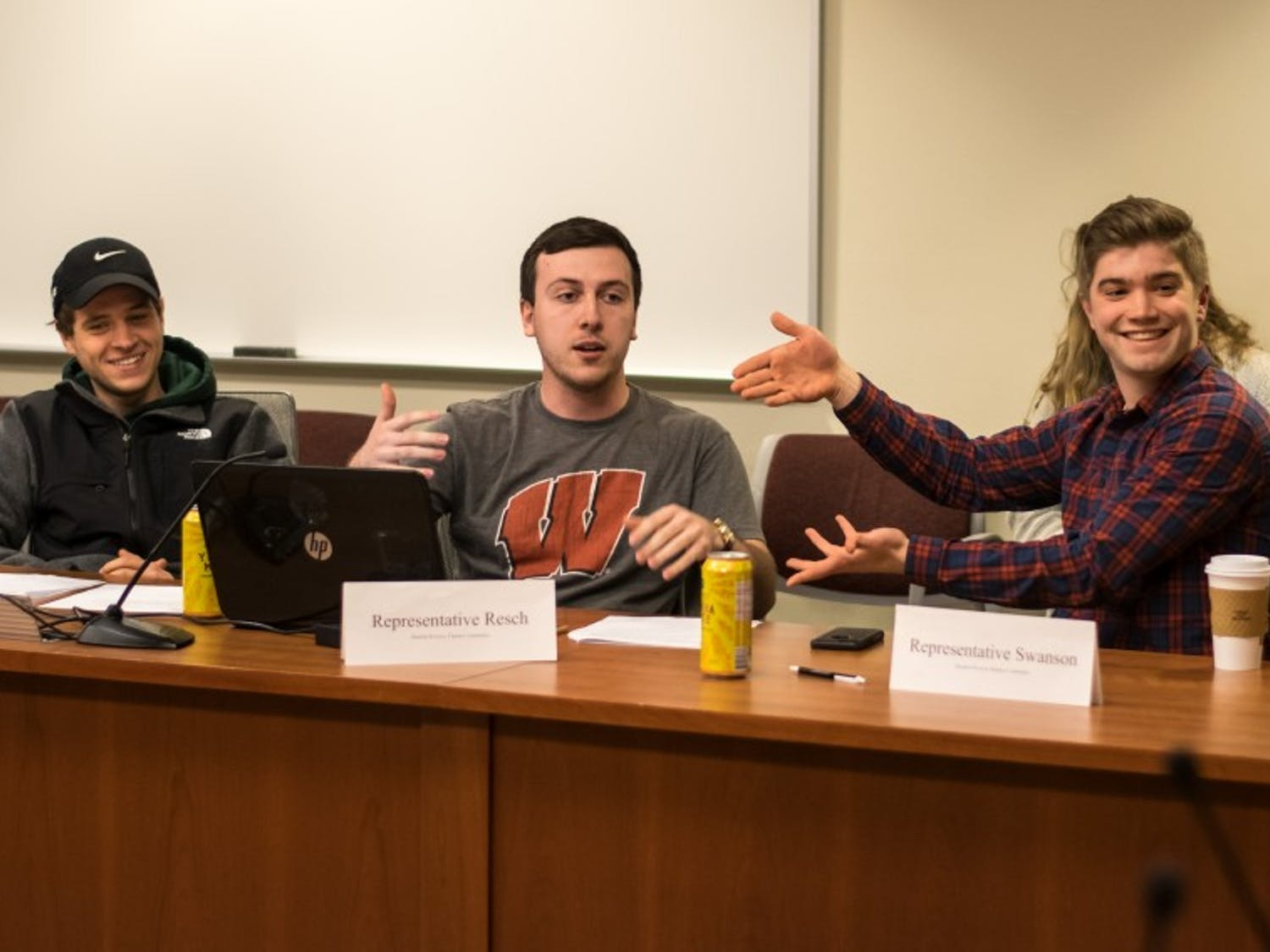 After impeachment hearings, student finance committee member advocates for excused absence policy