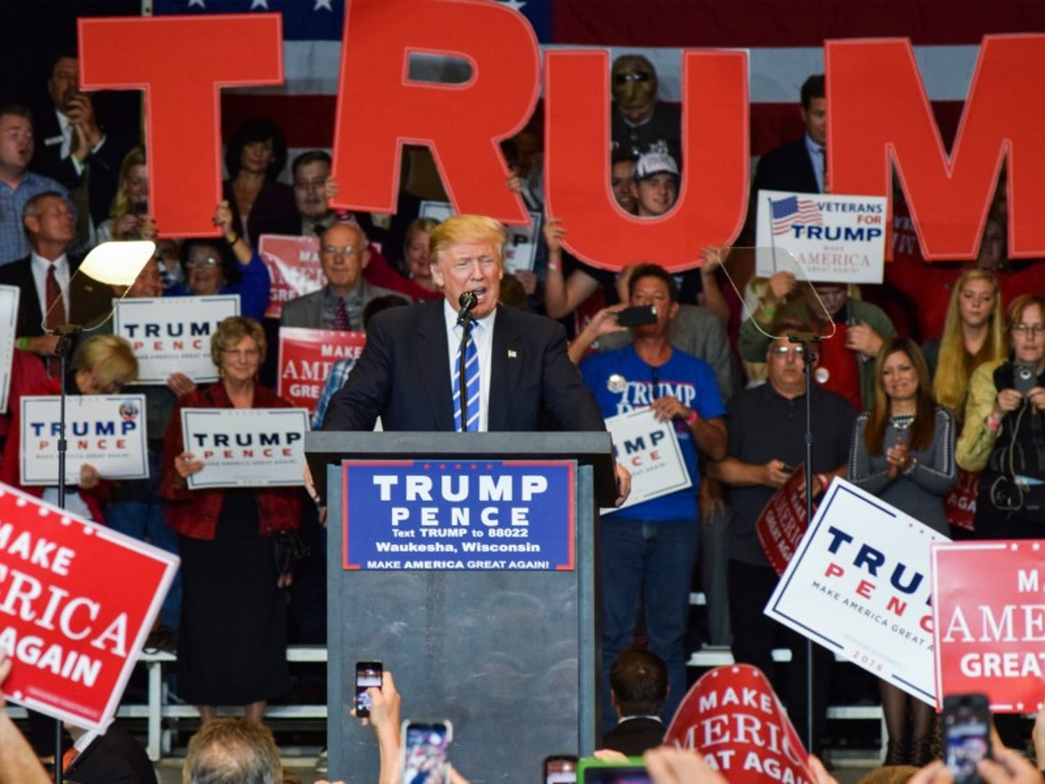 Despite countless gaffes and scandals, President Trump's most loyal supporters have remained by his side.