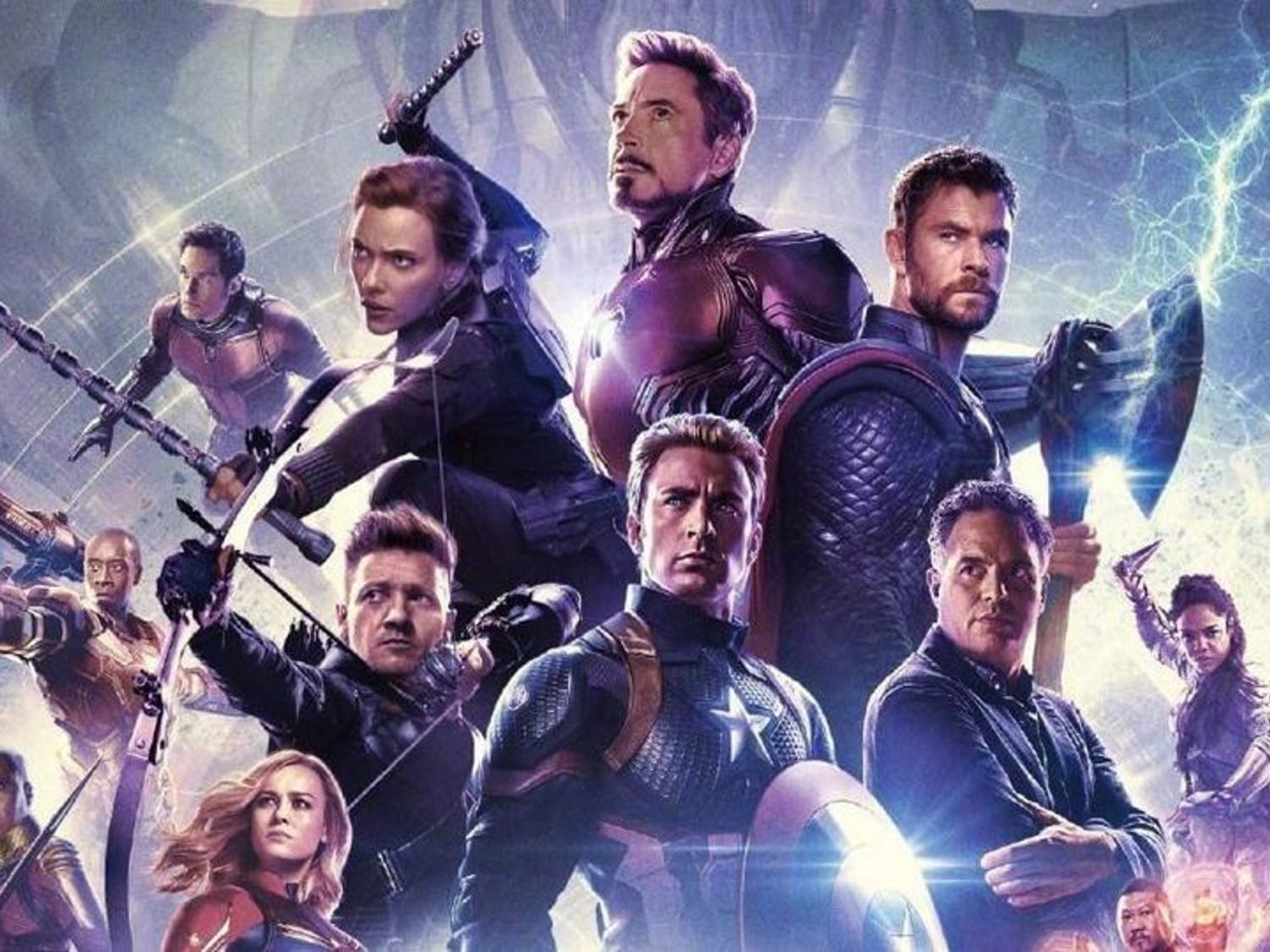 "With over twenty films and several shows to date, the Marvel Cinematic Universe's 11-year story comes to a climax in ""Avengers: Endgame."""
