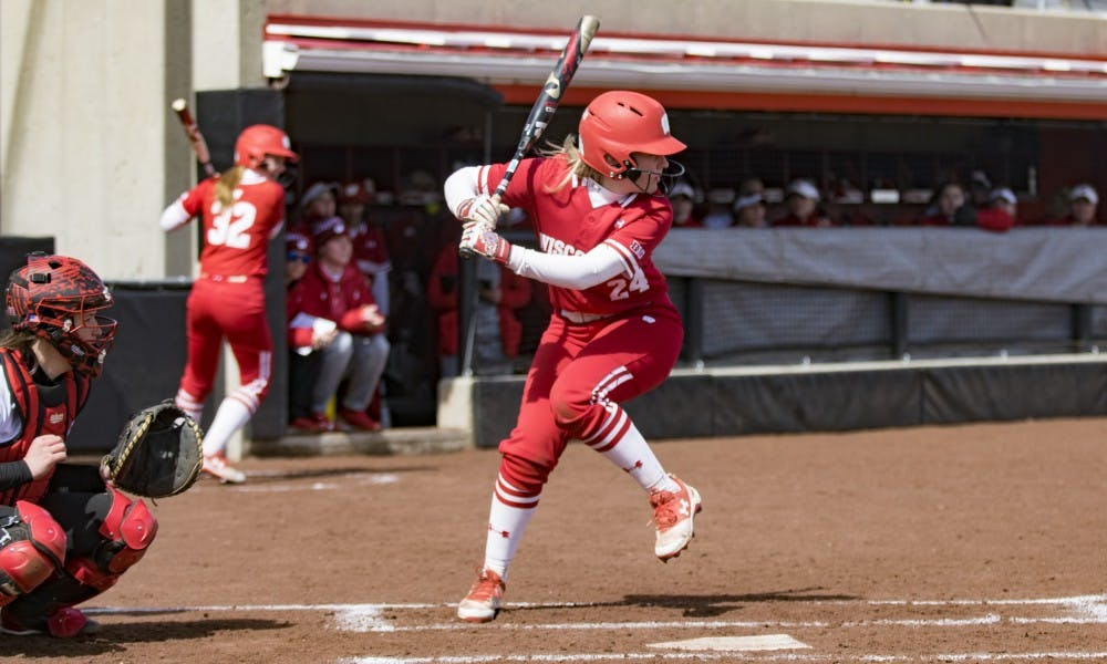 Lauren Foster was among the many Badgers who helped UW knock off Illinois.