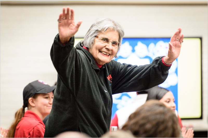 UW-Madison alum Ada Deer will be honored by the university with an inaugural award for her lifetime of social activism.