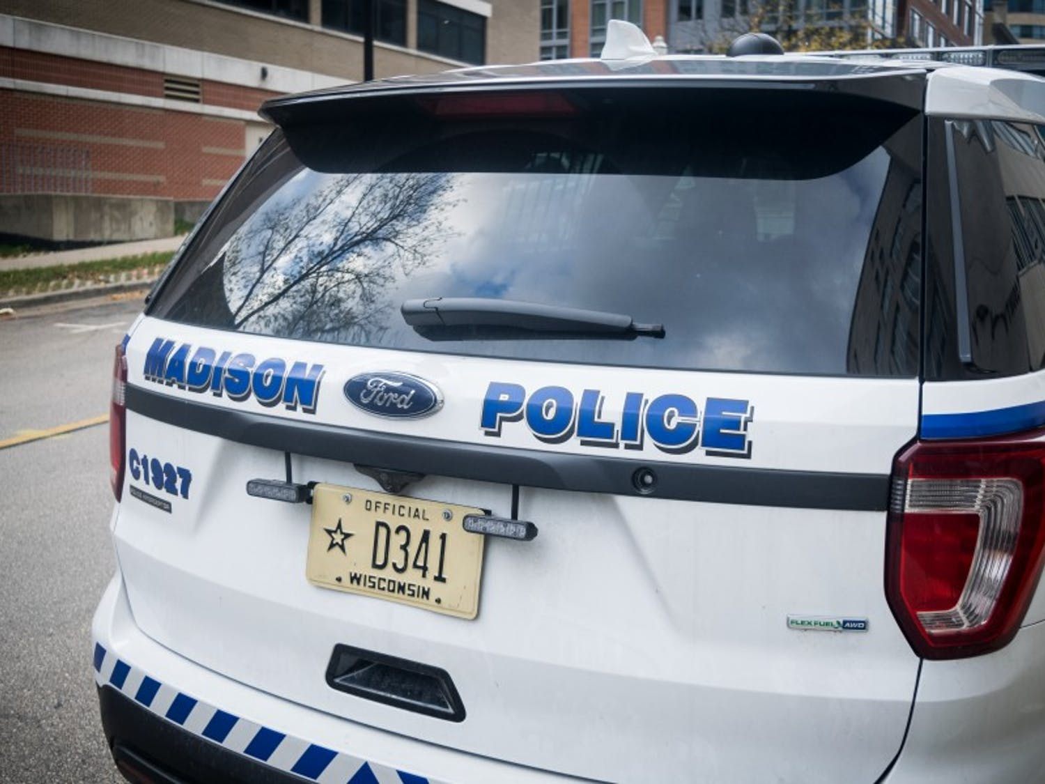 This Sunday a Madison man was cited for speeding after hitting a 20-year-old pedestrian on University and N. Basset, and a robbery was reported on the 200 block of Gilman Street.