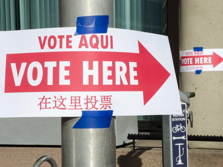 Vote Aqui! Vote Here!