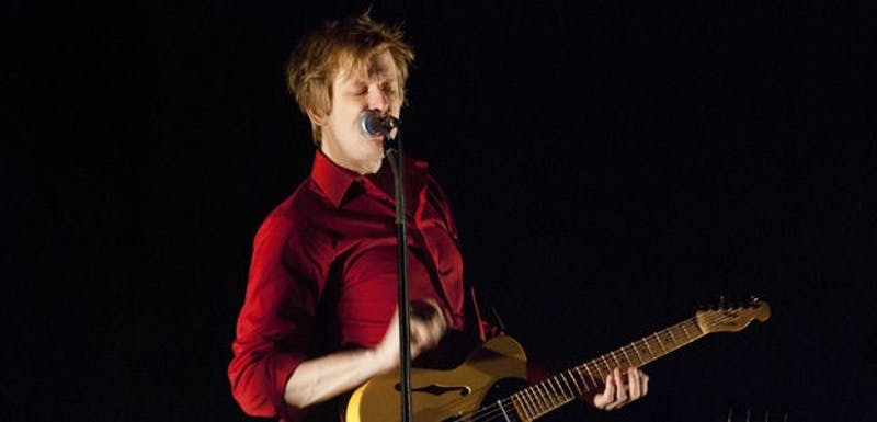 Indie legends Spoon played Madison's Orpheum Theater on Sept. 18.