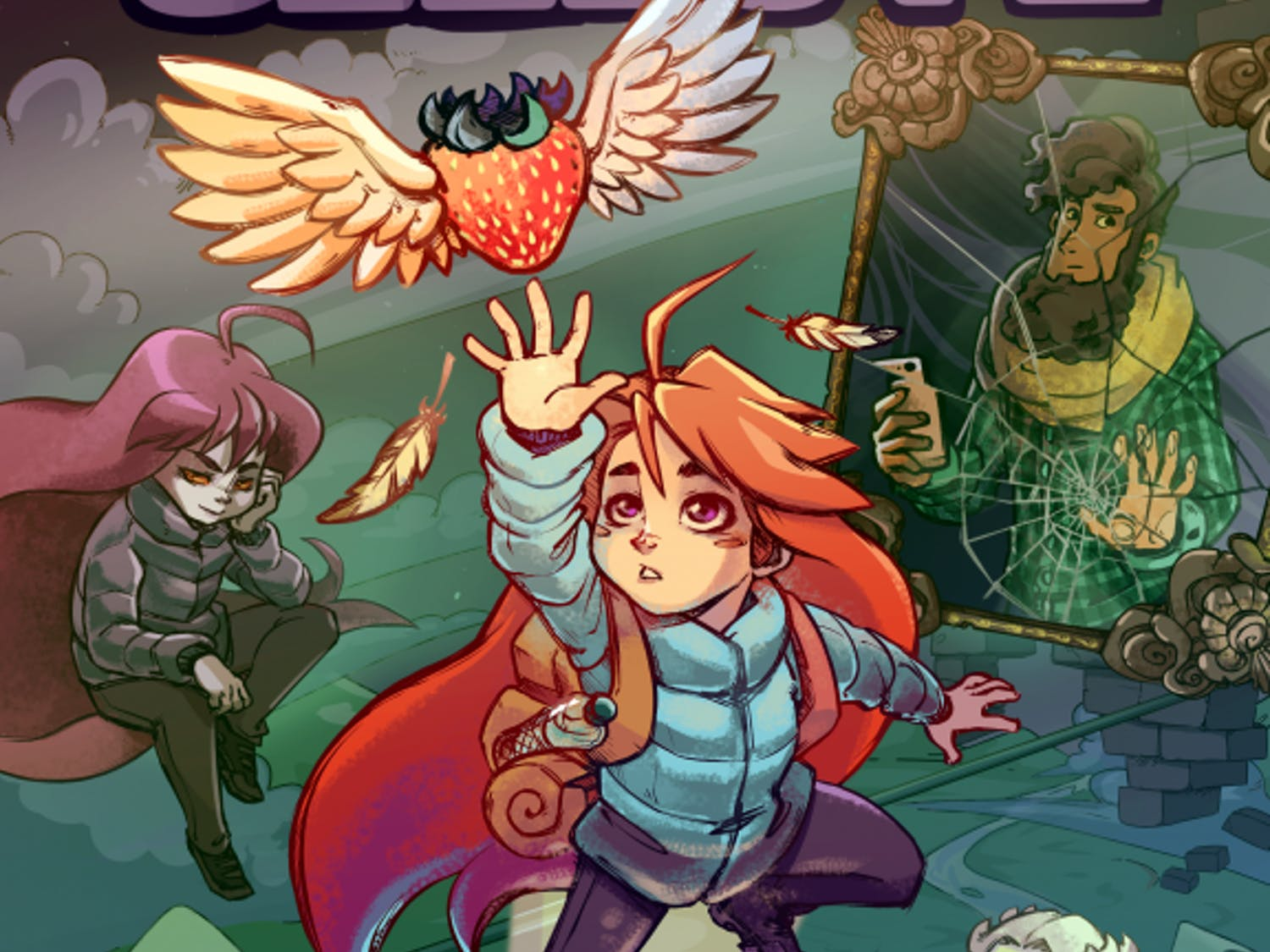 """Celeste"" is out now for PlayStation 4, Xbox One, Switch, PC, macOS and Linux."