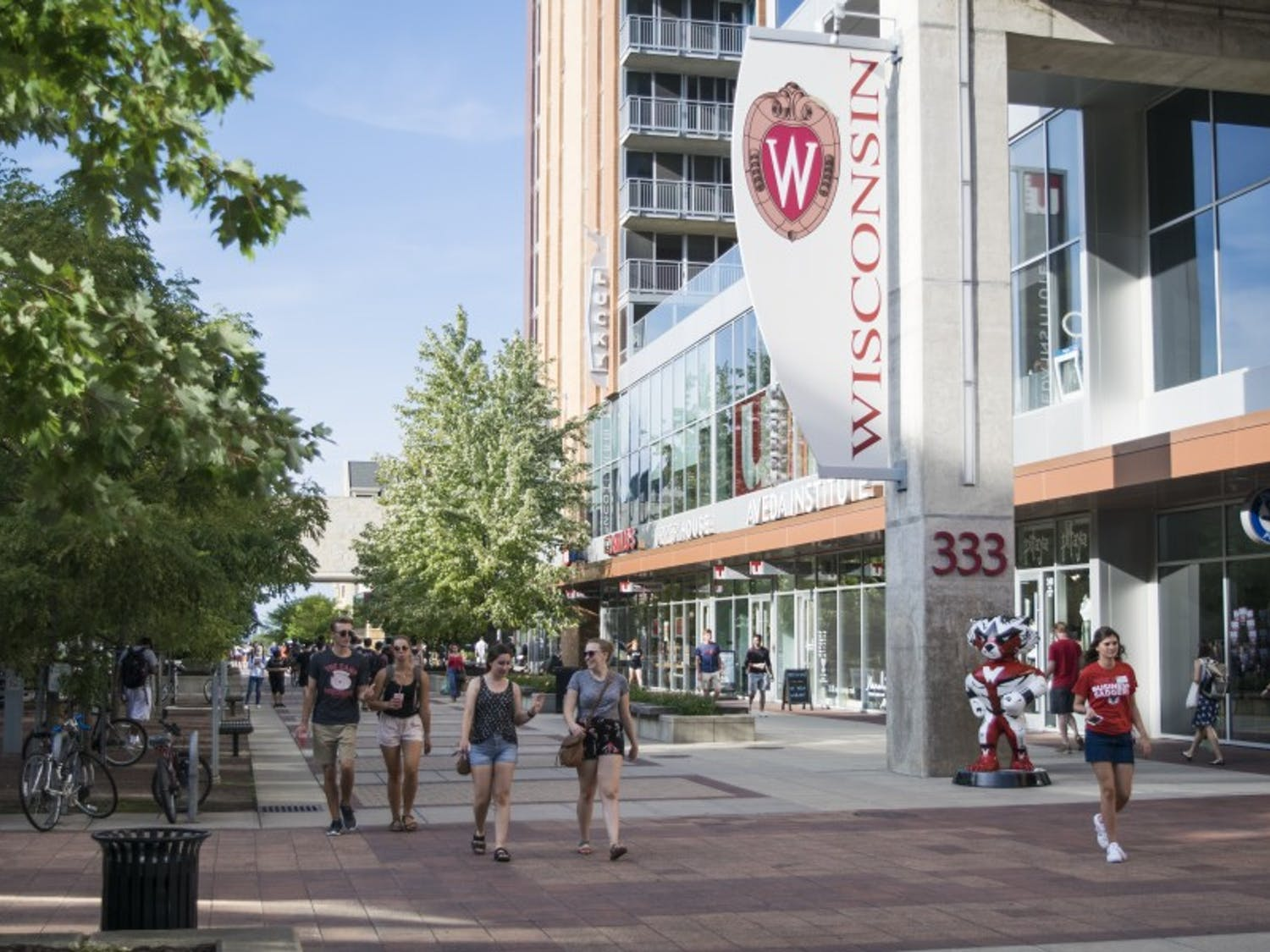 Overwhelminglife changes come along with being in college, but UW-Madison students have access to various resources to ease the transition.