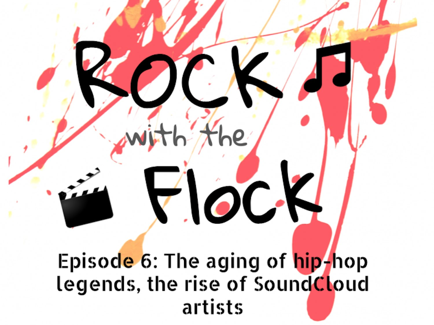 Catch new episodes of Rock with the Flock every Wednesday at 7 p.m.