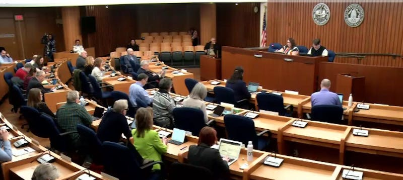 Dane County Board of Supervisors met on March 5.