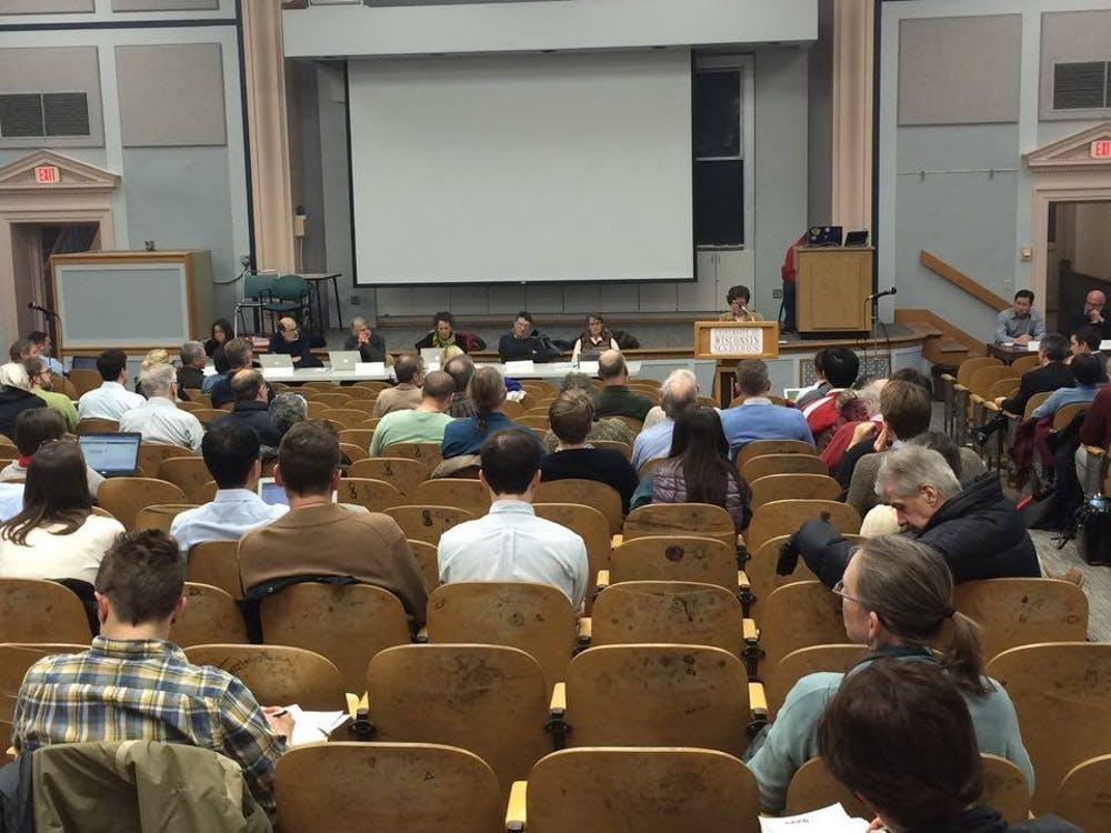 <p>After some deliberation, the Faculty Senate passed a resolution in support of undocumented students Monday.</p>