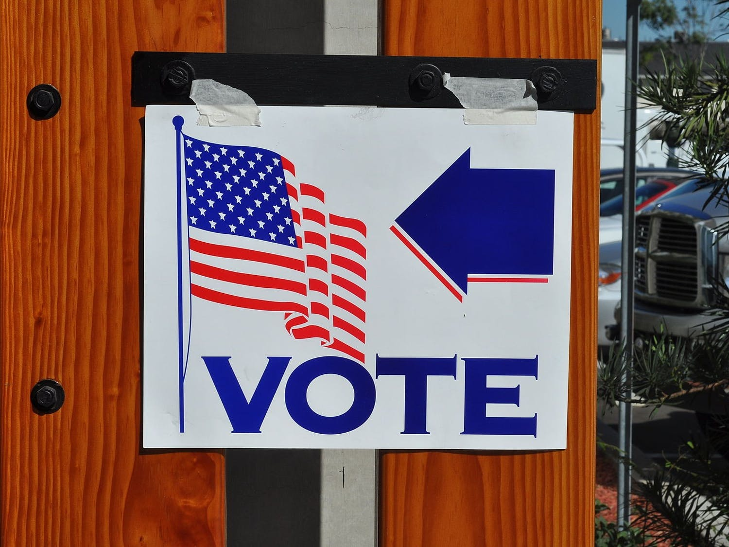 Before you choose your candidate, do some research. Try to separate yourself from the undoubtedly millions of voters who cast their ballot on an uneducated guess. Then, vote.