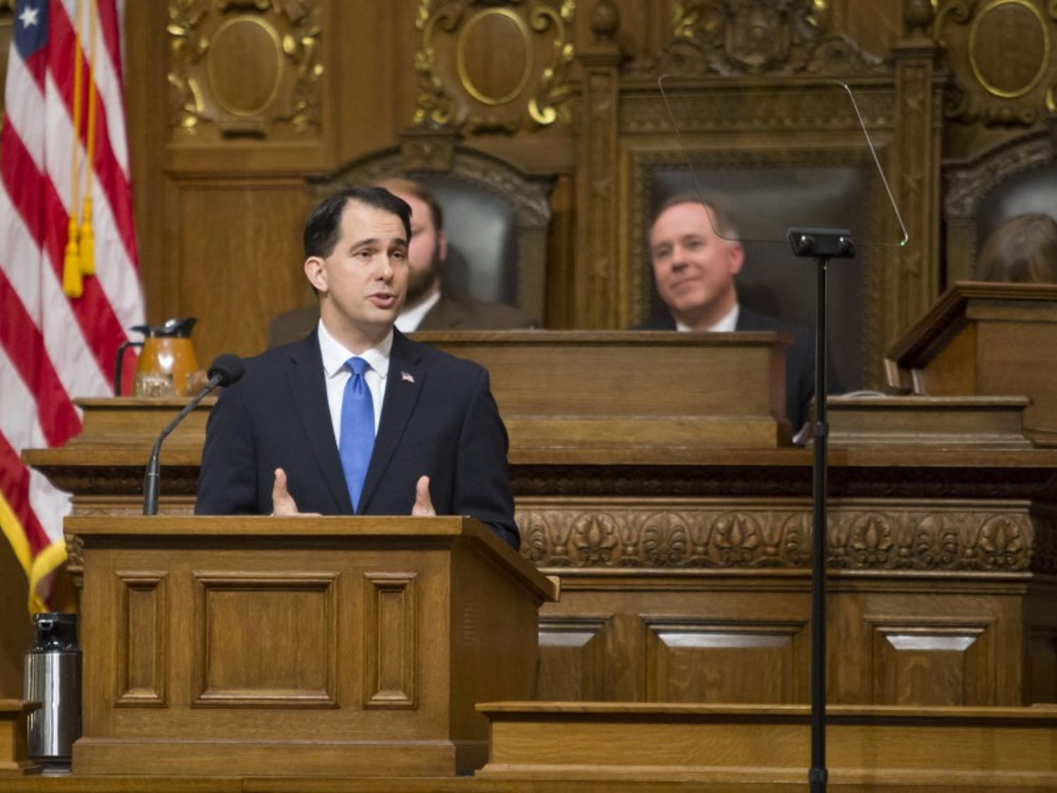 Gov. Scott Walker criticized faculty opposition to UW-System President Ray Cross in a statement Tuesday.
