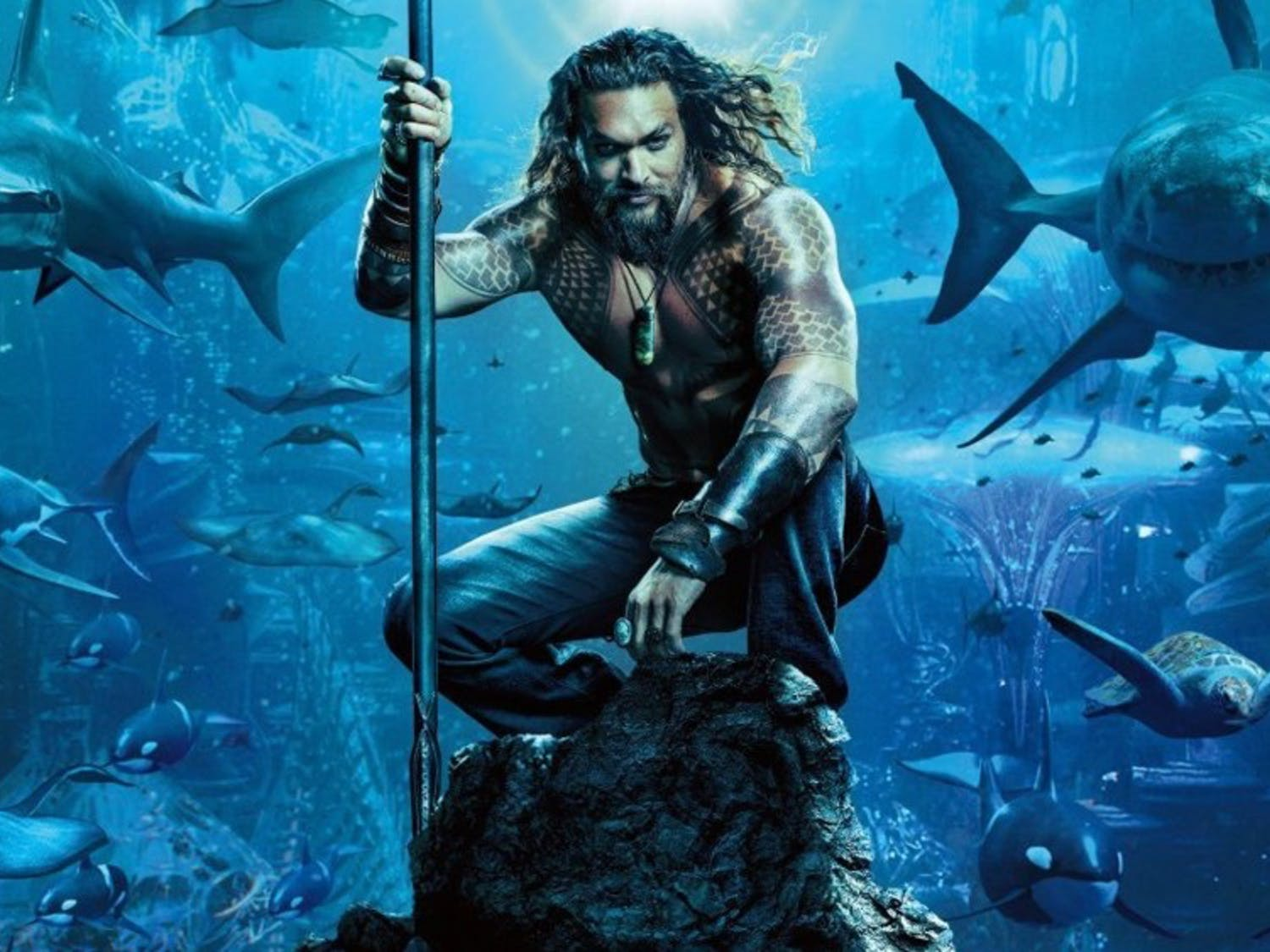 """James Wan's """"Aquaman"""" aims to flesh out DC's seafaring superhero for the silver screen."""
