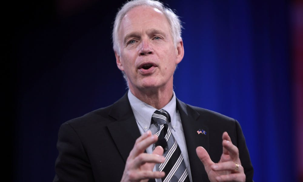 Photo of Ron Johnson.