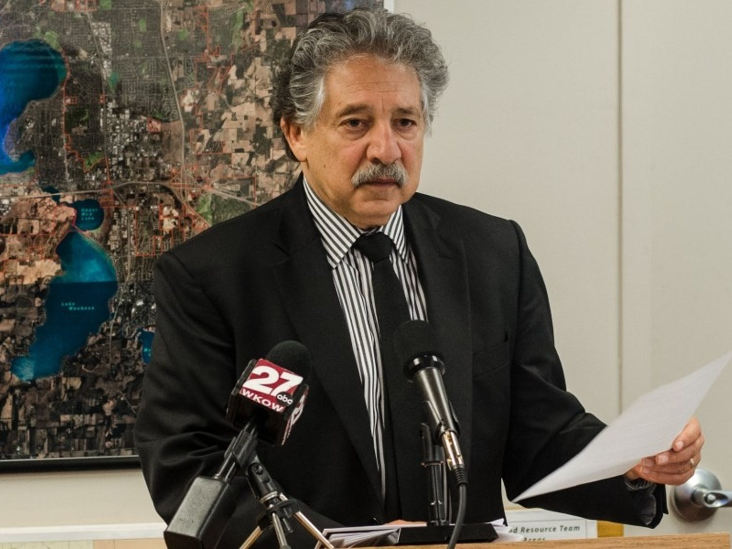 Citing oversight structures, city assessor Michelle Drea said an ethics complaint alleging Mayor Paul Soglin influenced property evaluations did not have any validity.