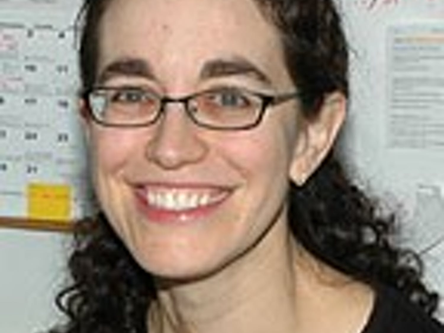 Dr. Tanya Schlam was the lead researcher on the UW Center for Tobacco Research and Intervention study.