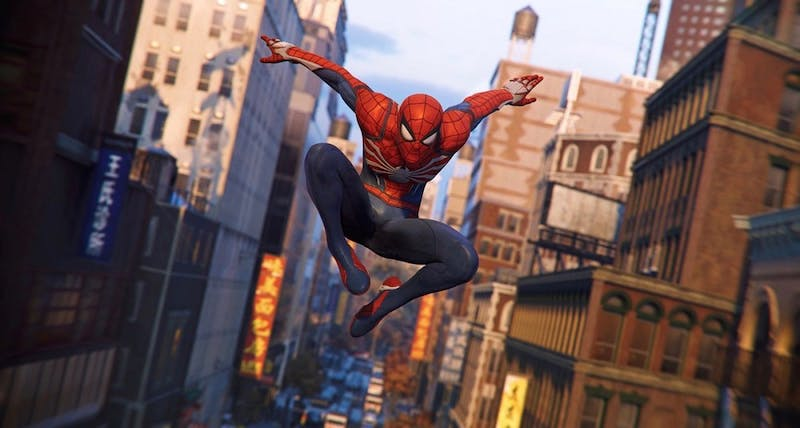 Despite its many influences, Insomniac Games' take on the web-slinger is an innovative new entry.