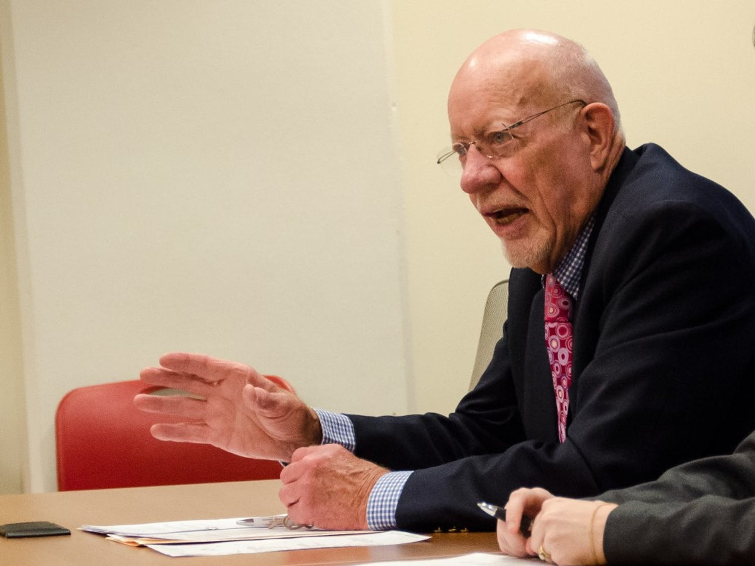 Sen. Fred Risser is once again trying to eliminate the state statute criminalizing abortion, which has been unenforceable since Roe v. Wade became federal law in 1973.