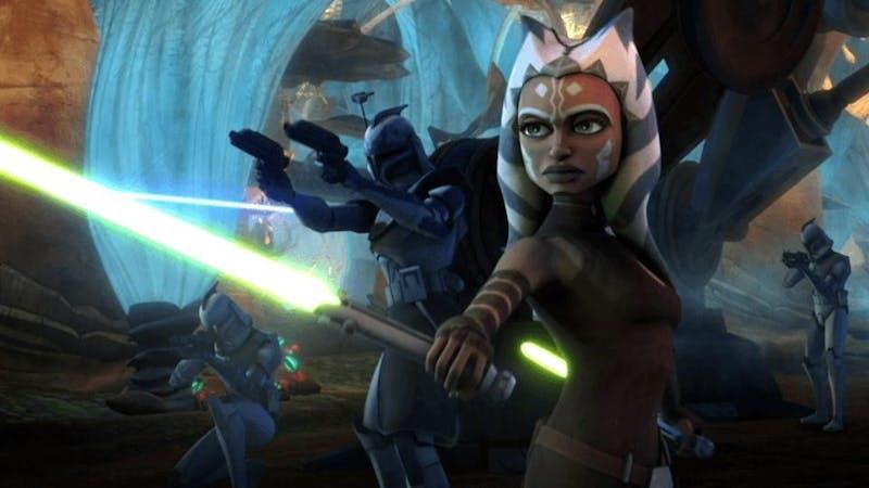 'Star Wars: The Clones Wars' Season 7 began streaming on Disney+ on Feb. 17.