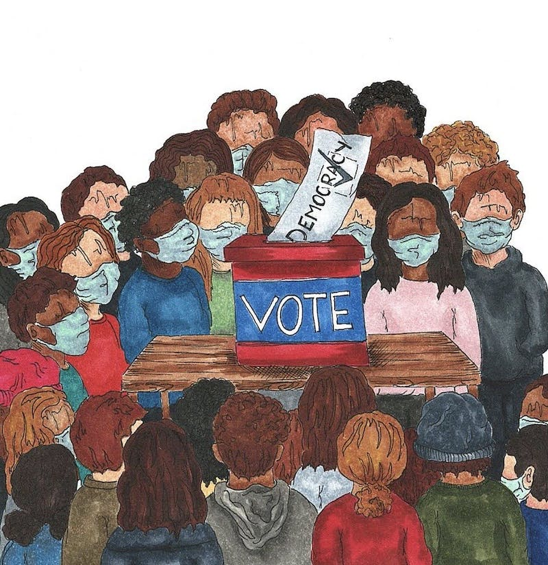It is your civic responsibility to vote as this consequential election will not only impact the lives of voters, but millions who do not have that same right.