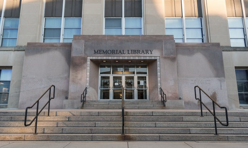 "UW-Madison Libraries' ""master plan"" calls for a significant restructuring of Memorial Library."