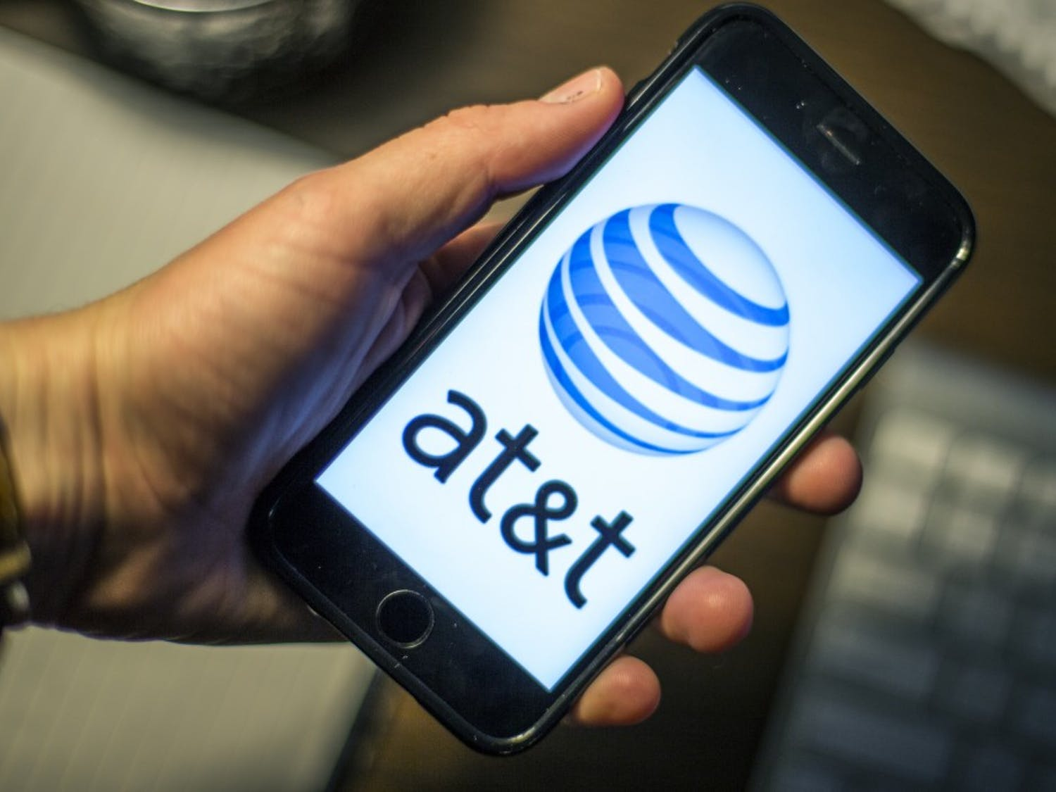 The attempted fraud happened at the AT&T store on Gammon Road.
