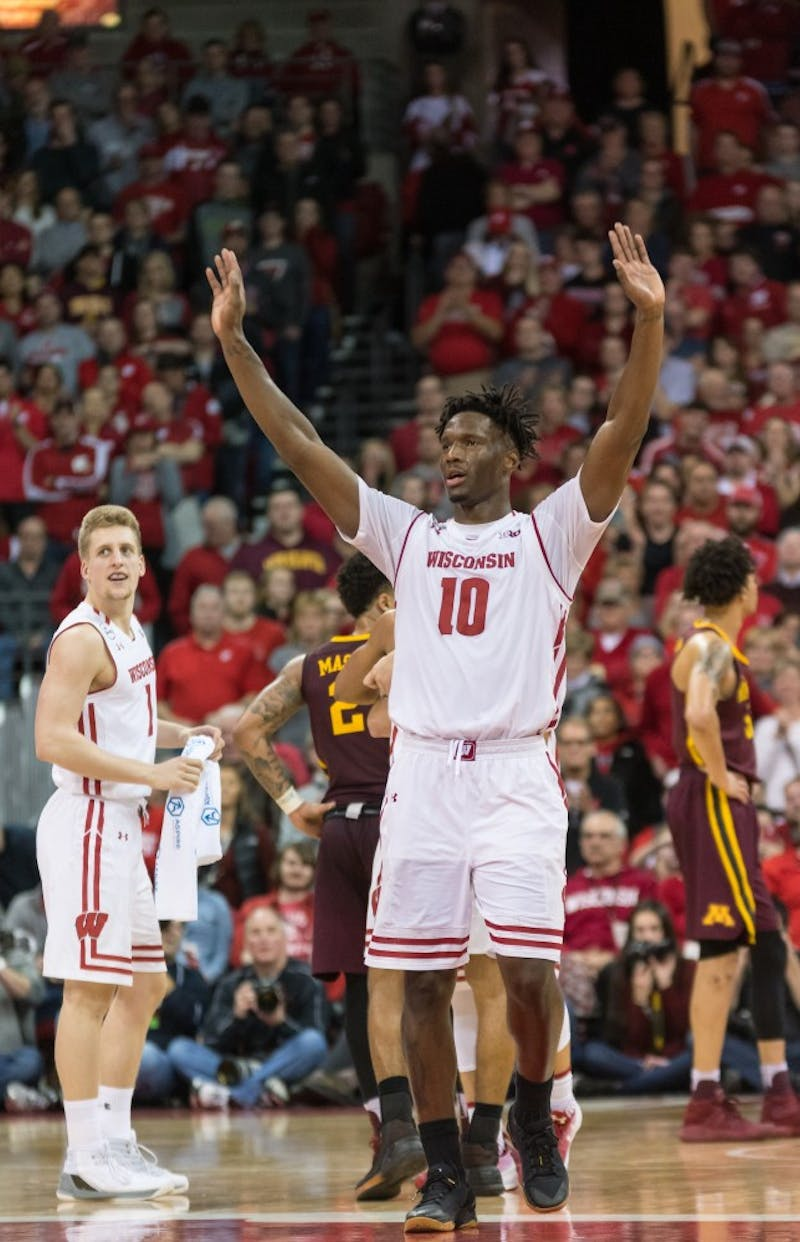 Nigel Hayes became a star while at UW, dazzling on the court while being outspoken about issues in the Madison community.