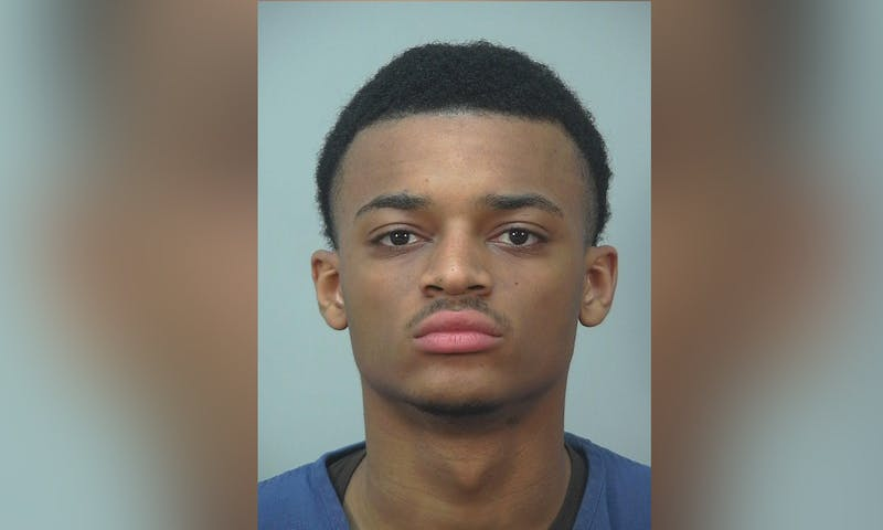 UW-Madison police officers arrested 18-year-old Khari Sanford in the double-homicide of a UW-Madison doctor and her husband.