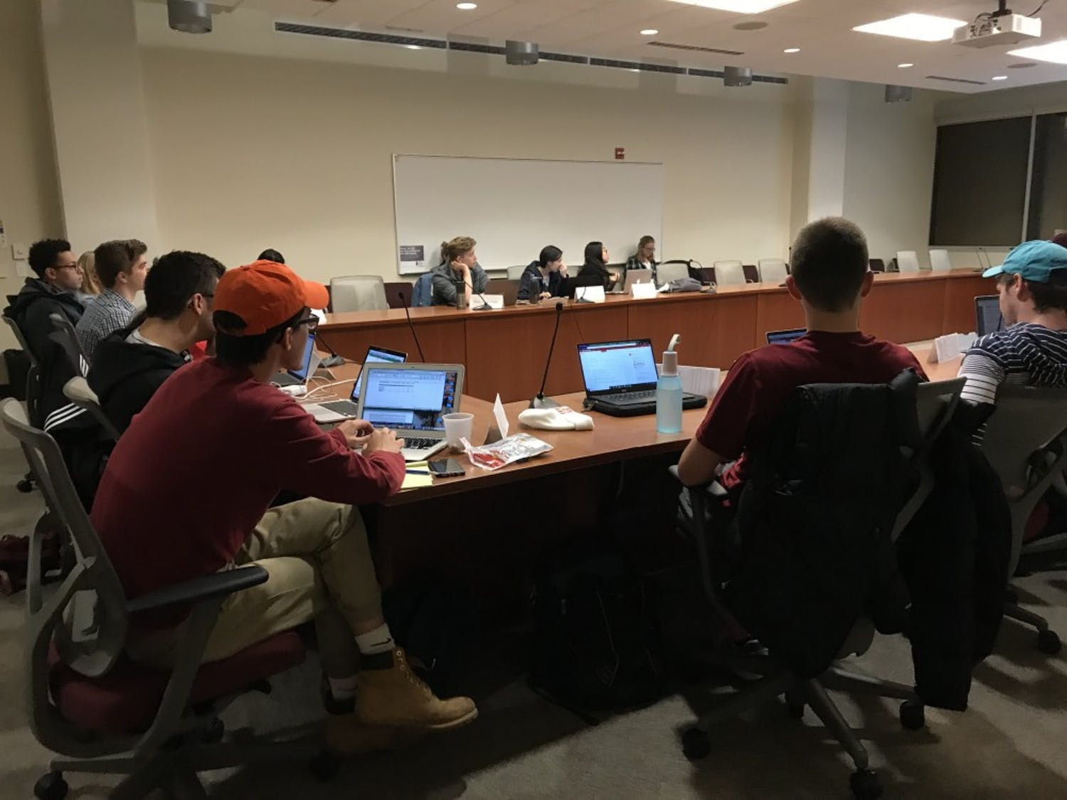 SSFC passed Badger Catholic's budget in a meeting Monday night.