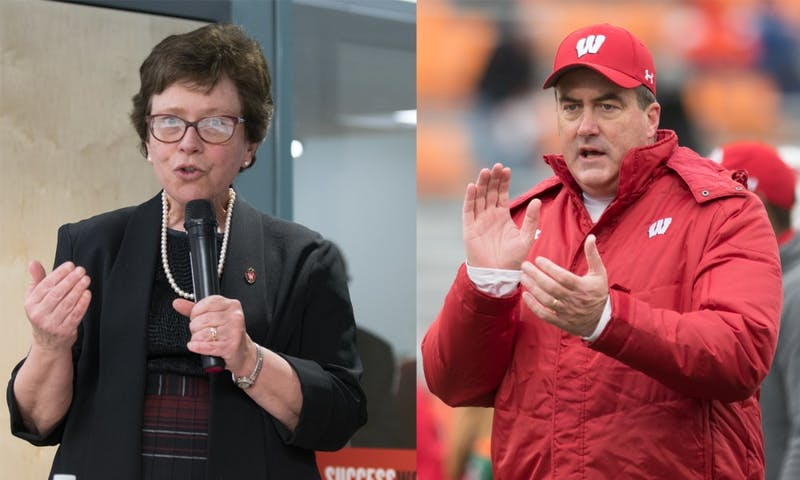 UW-Madison athletic coaches rank among the highest paid system employees.