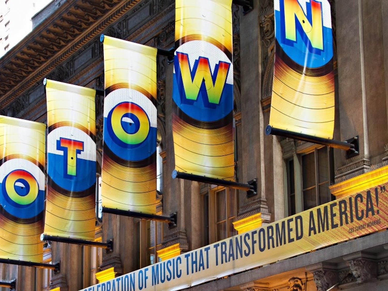 """Motown: The Musical"" celebrates black music culture."