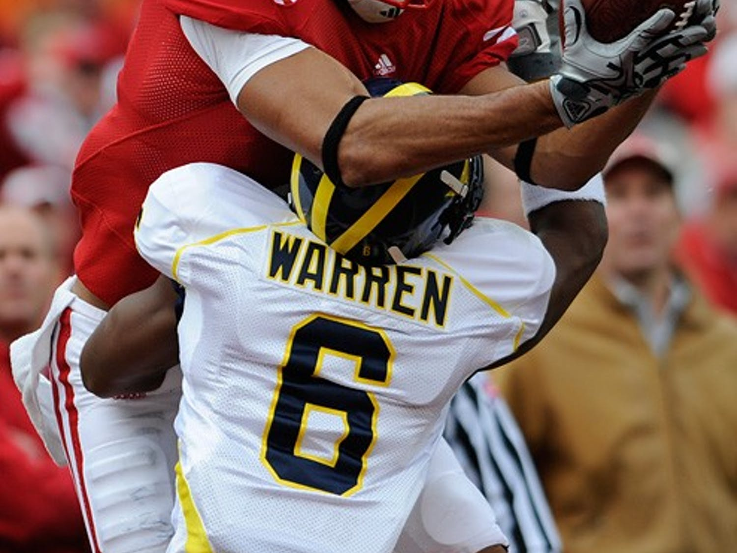 Badgers avenge '08 loss with win over Wolverines