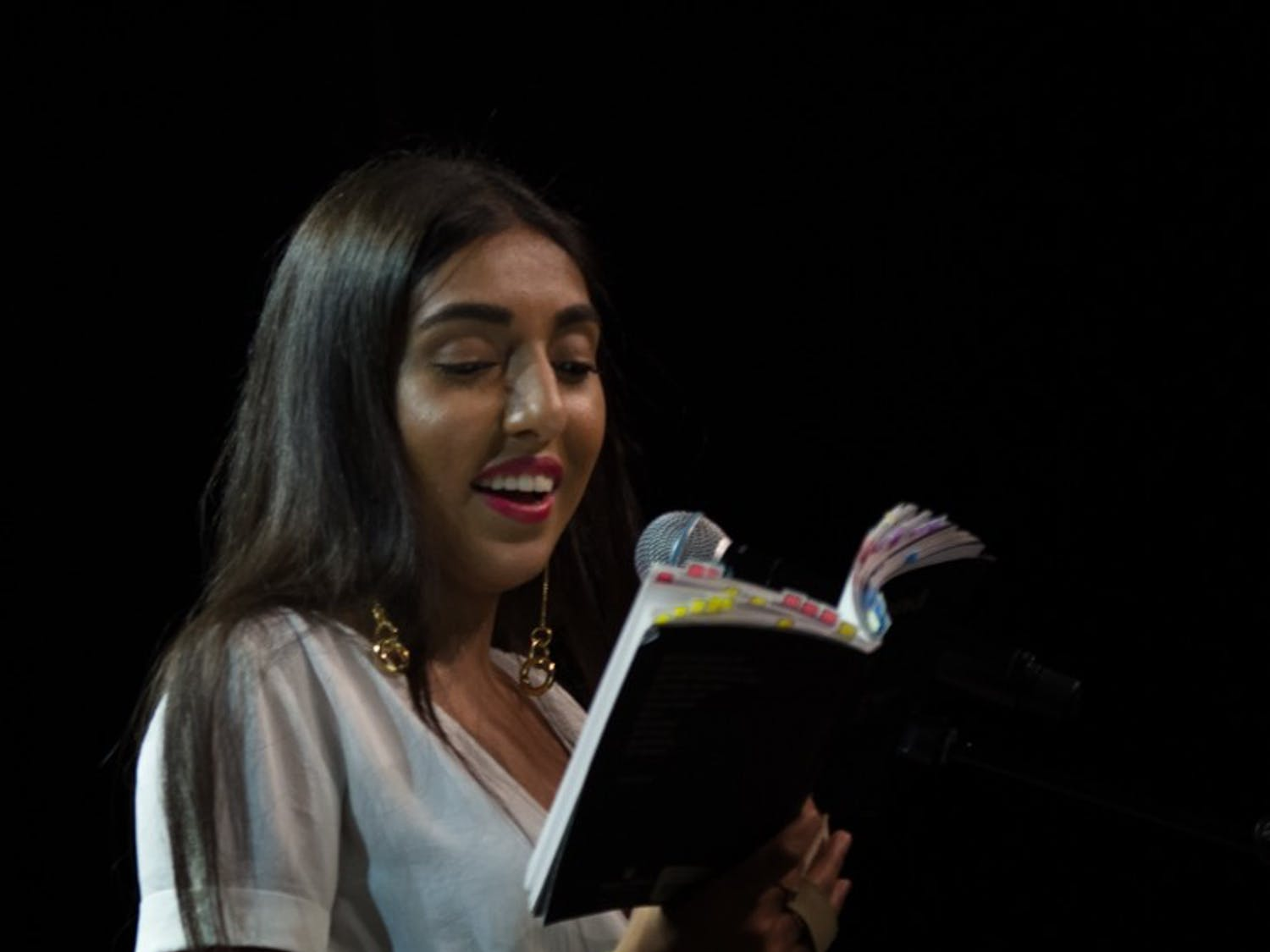 Madison is Kaur's second stop out of 12 on her American Tour.