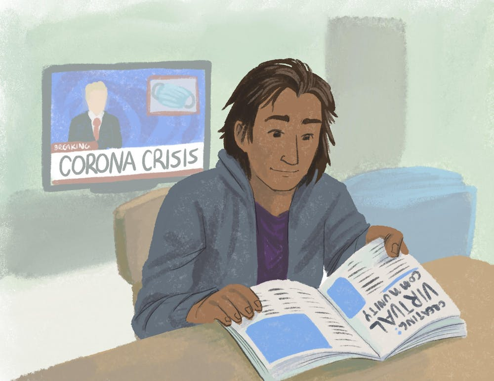 <p>Journalists have a job to inform the public, but in an unprecedented public health crisis there is a fine line between informing and spreading fear — when does news help, when does it hurt and how can journalists best report on coronavirus?</p>