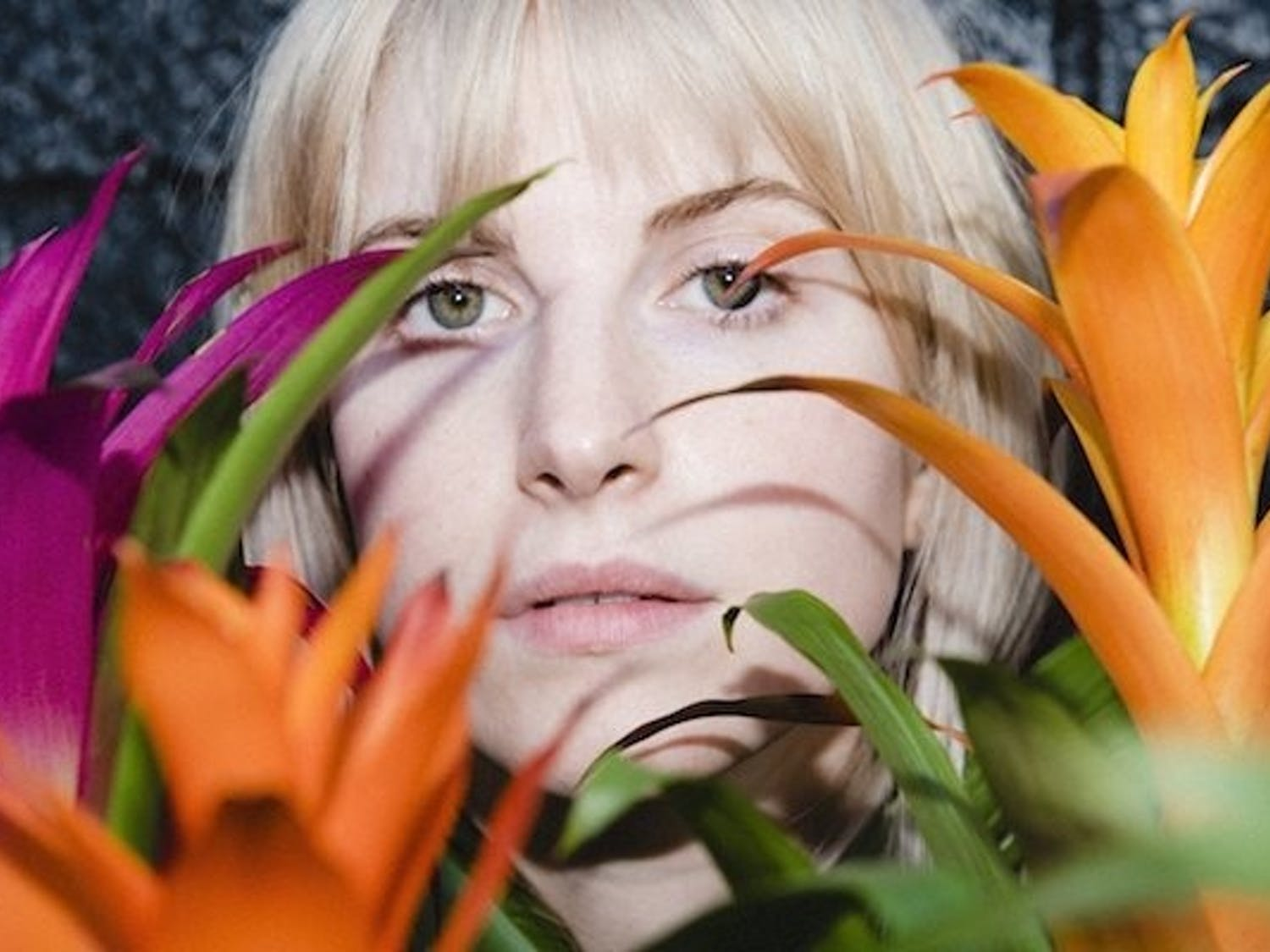 """Hayley Williams returns less than a year later with her second solo album, """"FLOWERS for VASES / descansos."""""""