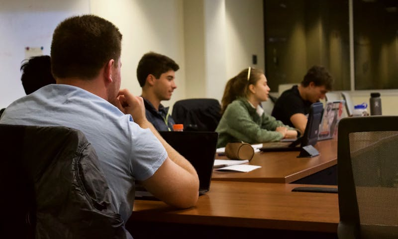 Legislative Affairs members were informed to center conversation around how the regent's policy would affect the entire UW System, rather than just UW-Madison.