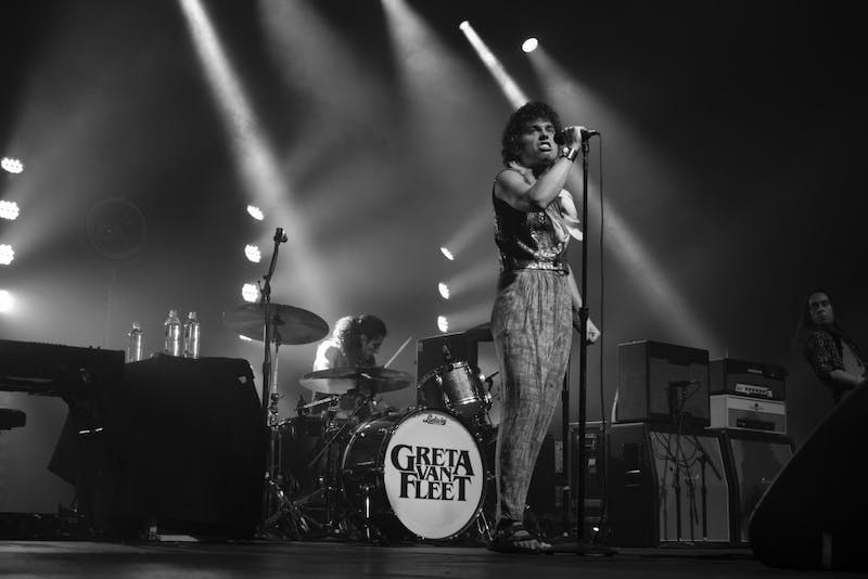 Greta Van Fleet performed at the Sylvee earlier this month. The band will be returning to Madison on June 4, 2019 at the Breese Stevens Field.