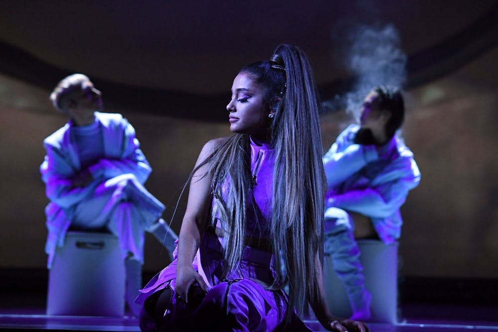 "<p>""Excuse Me, I Love You"" shows Grande in all forms and gives viewers a chance to relive the 2019 Sweetener World Tour. &nbsp;&nbsp;</p>"
