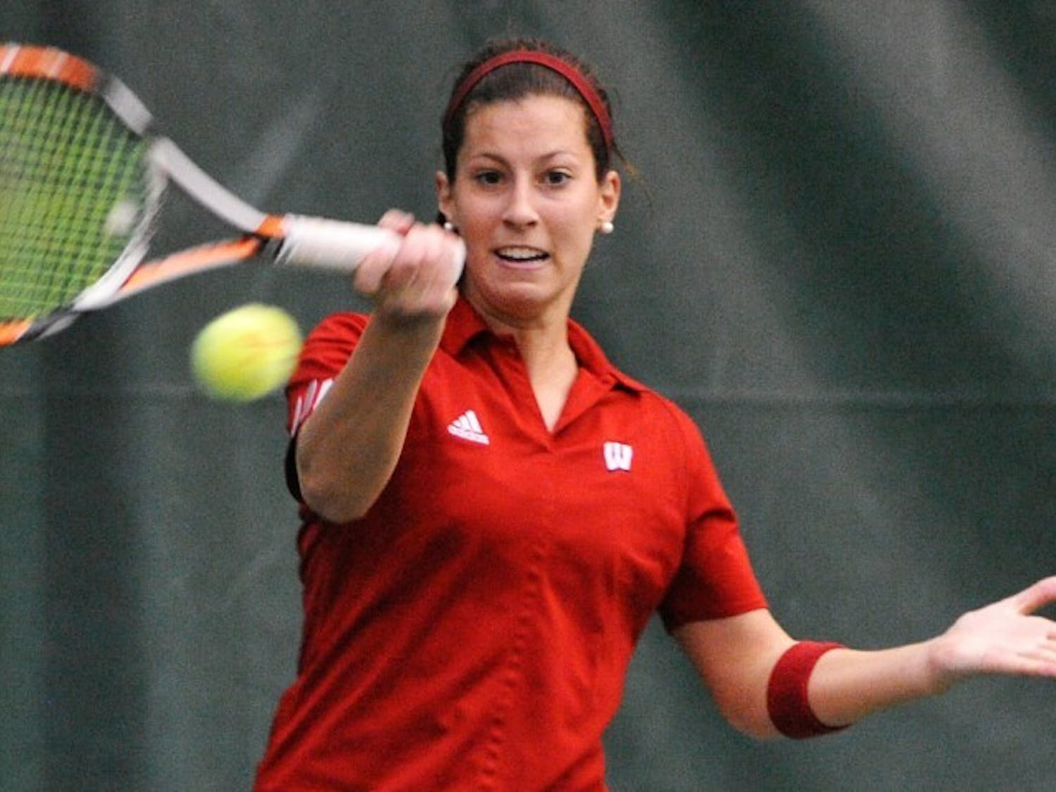Rough weekend yields home losses for Badgers
