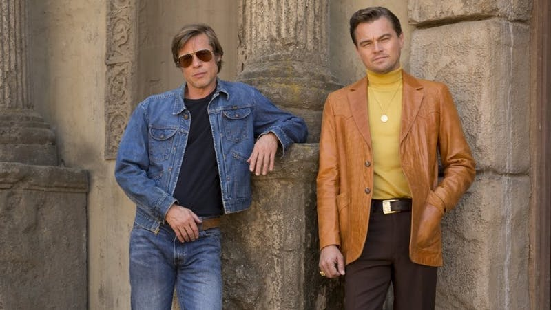 """Acclaimed writer and director Quentin Tarantino is back with """"Once Upon a Time In Hollywood"""", starring Leonardo DiCaprio, Brad Pitt and Margot Robbie. An homage to 1960s Los Angeles culture, Tarantino blends reality with his unique brand of storytelling."""