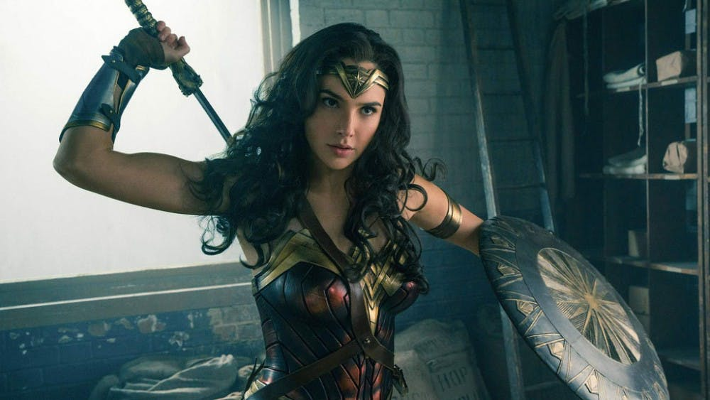 """Gal Gadot stars as the iconic Diana Prince in this summer's hit blockbuster, """"Wonder Woman."""""""