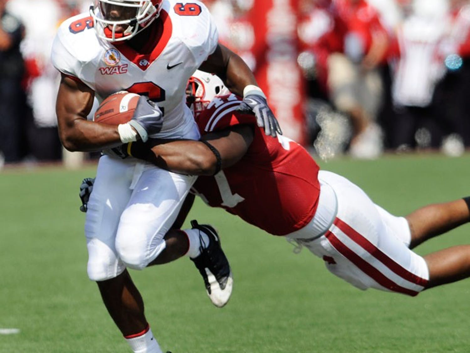 Terriers' unique offense could test Wisconsin