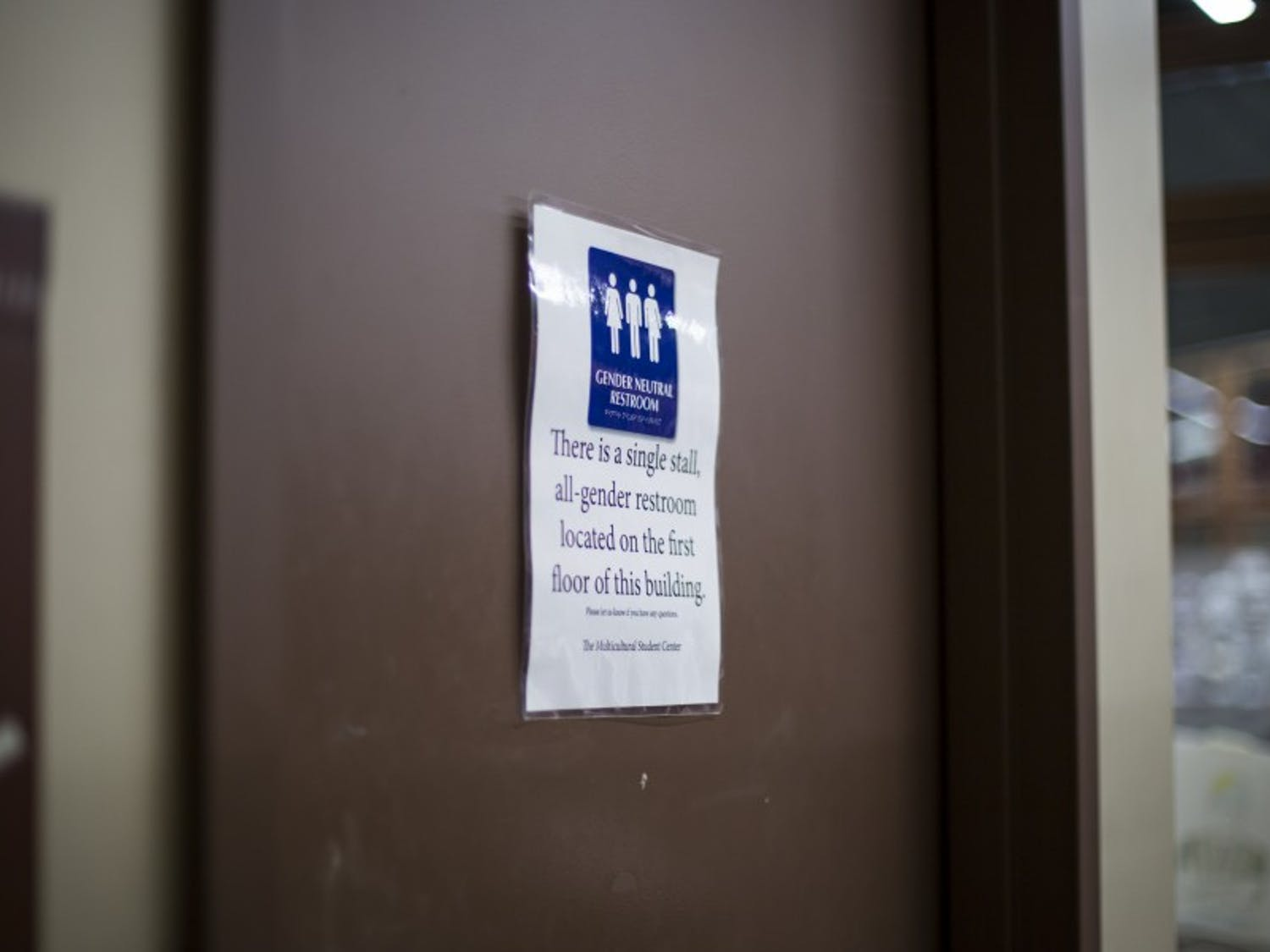 ASM committee pushes petition urging university restroom inclusivity