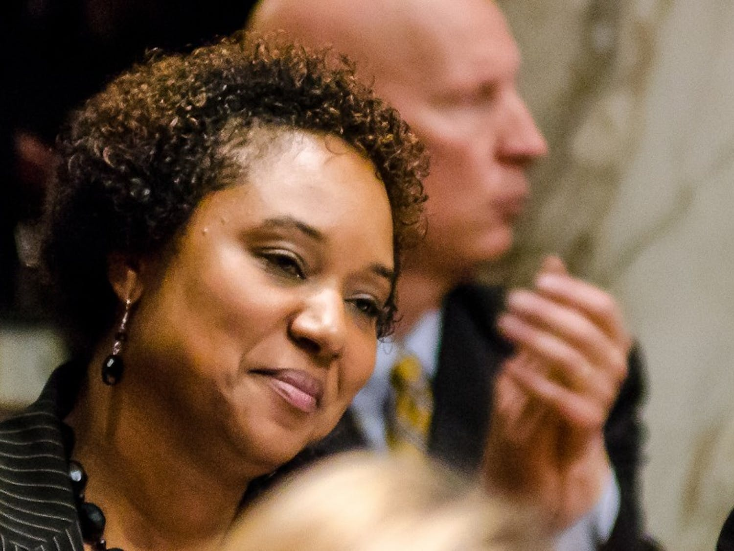 A text-in suicide prevention hotline could receive a state grant to stay open if a new bipartisan bill authored by state Sen. Lena Taylor, D-Milwaukee, passes.