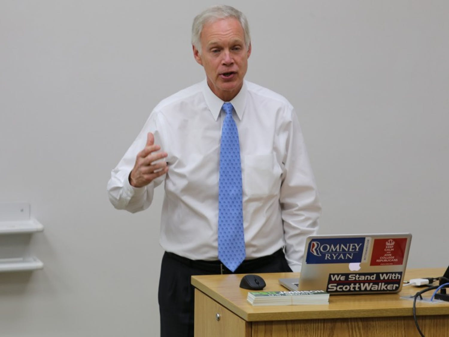 U.S. Sens. Ron Johnson, R-Wis., sent letters to the State Department requesting more action in response to the death of a 20-year-old Wisconsinite.
