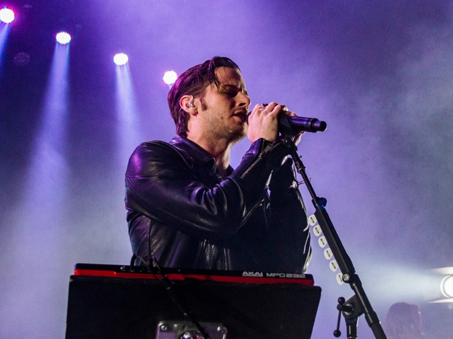 Foster the People played in Madison for the first time on Saturday.